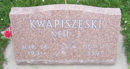 KWAPISZESKI, NEIL JOHN - Shelby County, Iowa | NEIL JOHN KWAPISZESKI