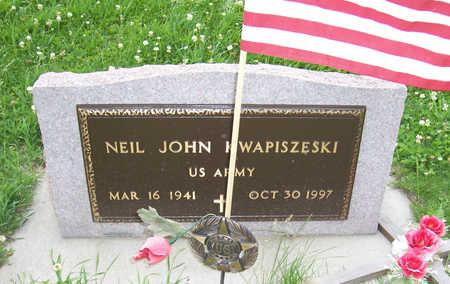 KWAPISZESKI, NEIL JOHN (MILITARY) - Shelby County, Iowa   NEIL JOHN (MILITARY) KWAPISZESKI