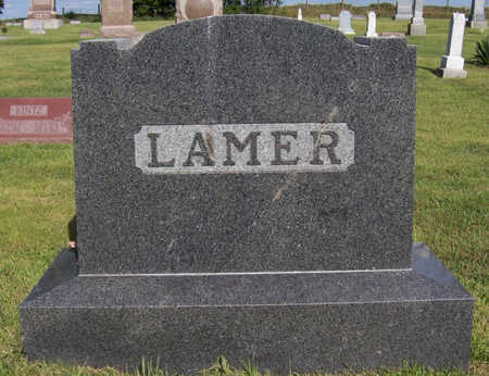 LAMER, (LOT) - Shelby County, Iowa | (LOT) LAMER