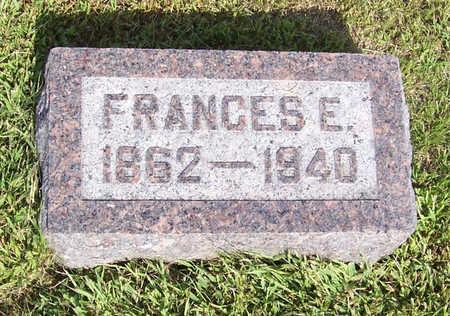 LAMER, FRANCES E. - Shelby County, Iowa | FRANCES E. LAMER