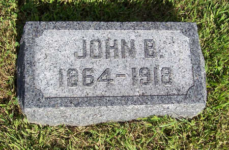 LAMER, JOHN B. - Shelby County, Iowa | JOHN B. LAMER
