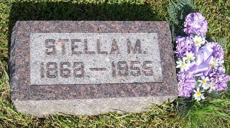 LAMER, STELLA M. - Shelby County, Iowa | STELLA M. LAMER