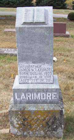 LARIMORE, JAMES W. - Shelby County, Iowa | JAMES W. LARIMORE