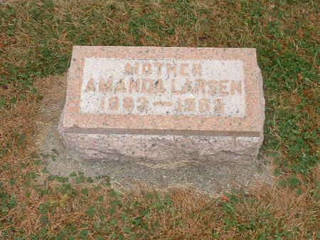 LARSEN, AMANDA - Shelby County, Iowa | AMANDA LARSEN