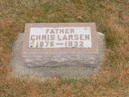 LARSEN, CHRIS