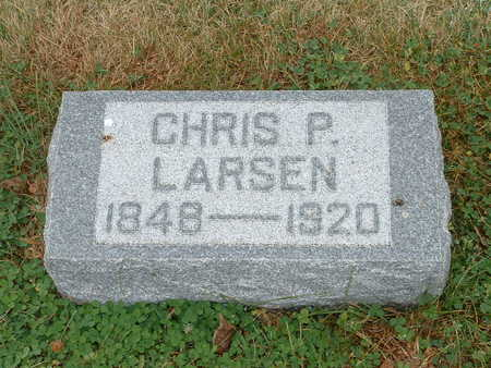 LARSEN, CHRIS P - Shelby County, Iowa | CHRIS P LARSEN