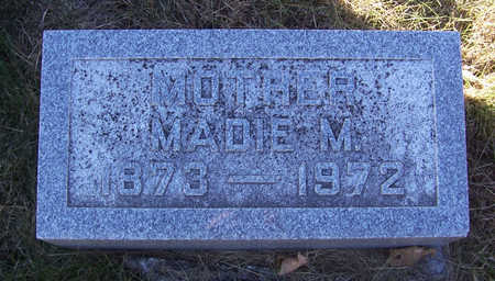LARSEN, MADIE M. (MOTHER) - Shelby County, Iowa | MADIE M. (MOTHER) LARSEN