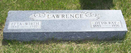 LAWRENCE, OTTO RAY - Shelby County, Iowa | OTTO RAY LAWRENCE
