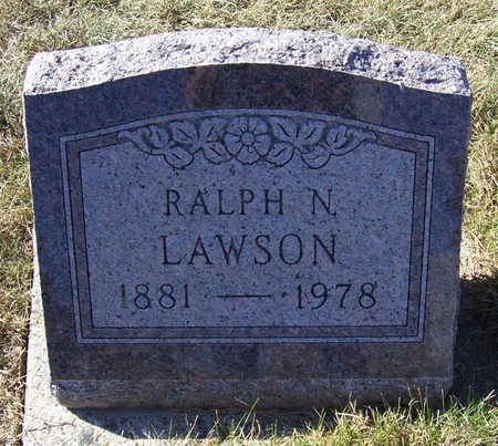 LAWSON, RALPH N. - Shelby County, Iowa | RALPH N. LAWSON