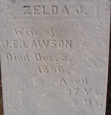 LAWSON, ZELDA J. (CLOSE-UP) - Shelby County, Iowa | ZELDA J. (CLOSE-UP) LAWSON