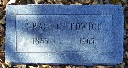 LEDWICH, GRACE C. - Shelby County, Iowa   GRACE C. LEDWICH