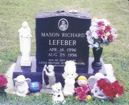 LEFEBER, MASON RICHARD - Shelby County, Iowa | MASON RICHARD LEFEBER