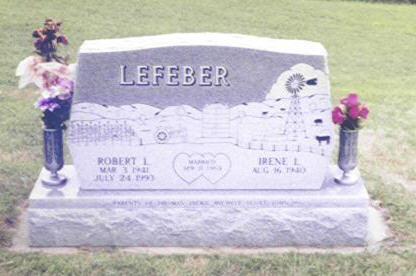 KRAMER LEFEBER, IRENE - Shelby County, Iowa | IRENE KRAMER LEFEBER