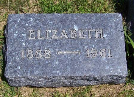 THIELEN LEUSCHEN, ELIZABETH - Shelby County, Iowa | ELIZABETH THIELEN LEUSCHEN