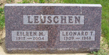 SHEA LEUSCHEN, EILEEN M. - Shelby County, Iowa | EILEEN M. SHEA LEUSCHEN