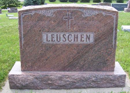 LEUSCHEN, JOSEPH B. & SUSAN (LOT) - Shelby County, Iowa | JOSEPH B. & SUSAN (LOT) LEUSCHEN