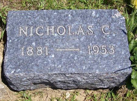 LEUSCHEN, NICHOLAS C. - Shelby County, Iowa | NICHOLAS C. LEUSCHEN