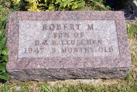 LEUSCHEN, ROBERT M. - Shelby County, Iowa | ROBERT M. LEUSCHEN