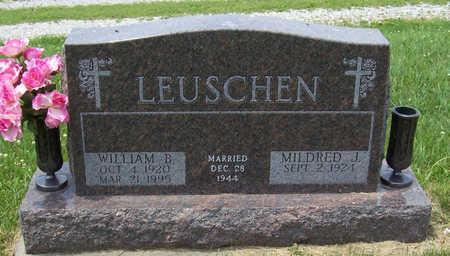 SCHWERY LEUSCHEN, MILDRED J. - Shelby County, Iowa | MILDRED J. SCHWERY LEUSCHEN