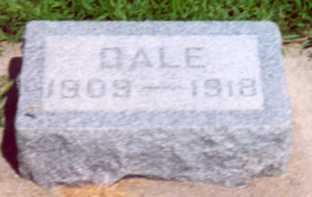 LEWIS, DALE - Shelby County, Iowa | DALE LEWIS