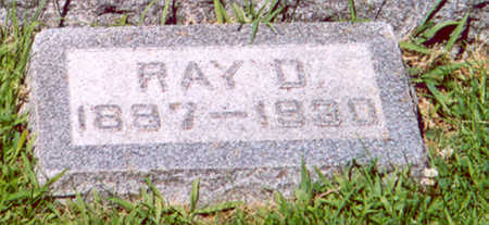 LEWIS, RAY - Shelby County, Iowa | RAY LEWIS