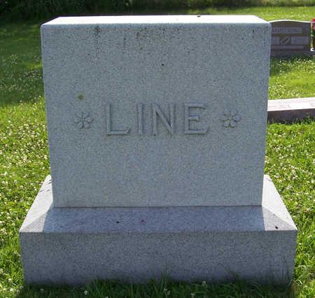 LINE, HARRY D. & ETTA L. (LOT) - Shelby County, Iowa | HARRY D. & ETTA L. (LOT) LINE