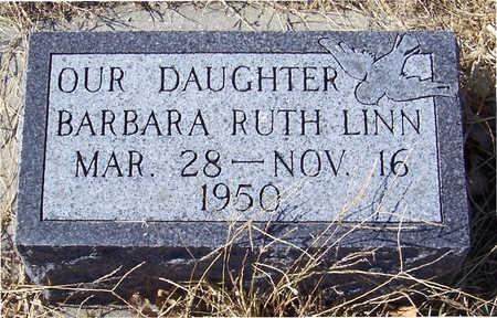 LINN, BARBARA RUTH - Shelby County, Iowa | BARBARA RUTH LINN