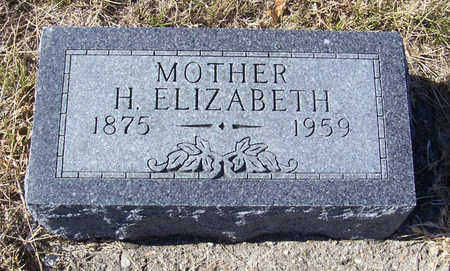 LINN, H. ELIZABETH (MOTHER) - Shelby County, Iowa | H. ELIZABETH (MOTHER) LINN