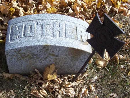 LINN, JANE C. (MOTHER) - Shelby County, Iowa | JANE C. (MOTHER) LINN
