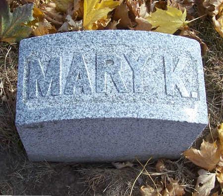 LINN, MARY K. (MARIETTA) - Shelby County, Iowa | MARY K. (MARIETTA) LINN