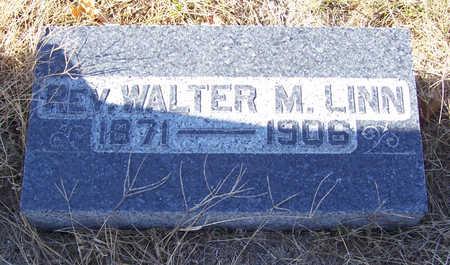 LINN, WALTER M. (REV.) - Shelby County, Iowa | WALTER M. (REV.) LINN