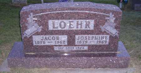 LOEHR, JACOB - Shelby County, Iowa   JACOB LOEHR