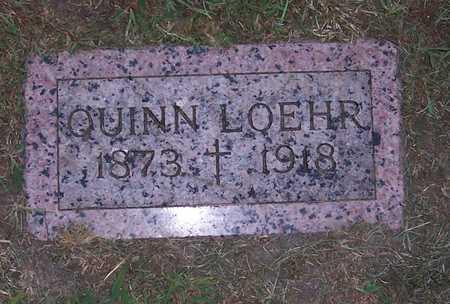 LOEHR, QUINN - Shelby County, Iowa | QUINN LOEHR