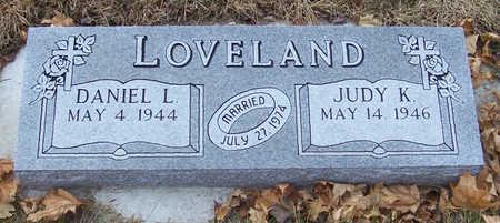 LOVELAND, DANIEL L. - Shelby County, Iowa | DANIEL L. LOVELAND