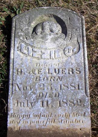 LUERS, LIZZIE C. - Shelby County, Iowa   LIZZIE C. LUERS