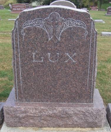 LUX, ELIZABETH (LOT) - Shelby County, Iowa | ELIZABETH (LOT) LUX