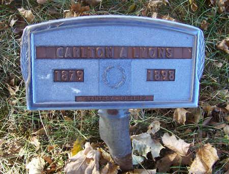LYONS, CARLTON A. - Shelby County, Iowa | CARLTON A. LYONS