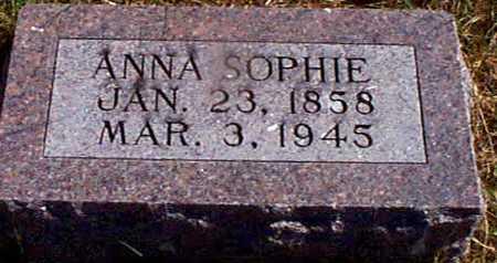 MADSEN, ANNA SOPHIE - Shelby County, Iowa | ANNA SOPHIE MADSEN