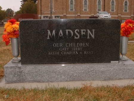MADSEN, EDMUND T - Shelby County, Iowa | EDMUND T MADSEN
