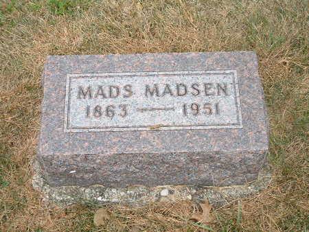 MADSEN, MADS - Shelby County, Iowa | MADS MADSEN