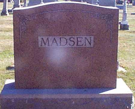 MADSEN, THOR - Shelby County, Iowa | THOR MADSEN