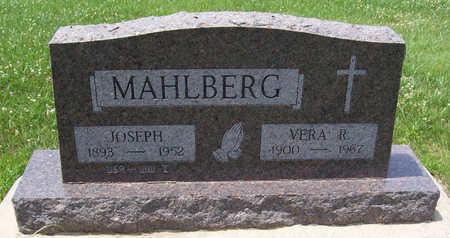 MAHLBERG, JOSEPH - Shelby County, Iowa   JOSEPH MAHLBERG