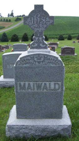 MAIWALD, GEORGE & KATHERINE (LOT) - Shelby County, Iowa | GEORGE & KATHERINE (LOT) MAIWALD