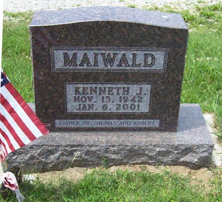 MAIWALD, KENNETH J. - Shelby County, Iowa | KENNETH J. MAIWALD