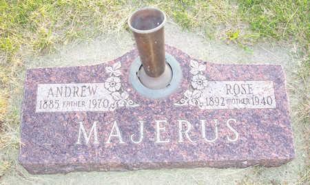 MAJERUS, ROSE - Shelby County, Iowa | ROSE MAJERUS