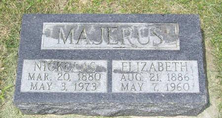 MAJERUS, ELIZABETH - Shelby County, Iowa | ELIZABETH MAJERUS