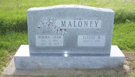 MALONEY, EUGENE R. - Shelby County, Iowa | EUGENE R. MALONEY