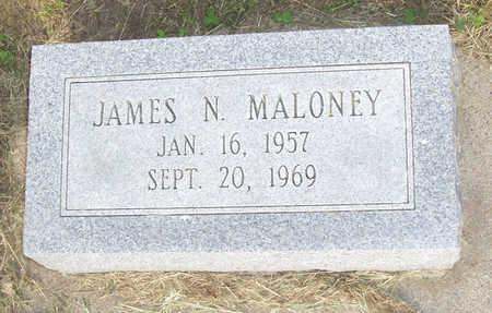 MALONEY, JAMES N. - Shelby County, Iowa | JAMES N. MALONEY
