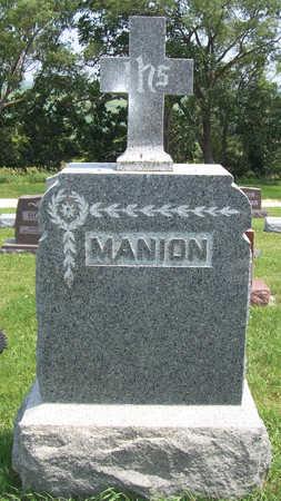 MANION, (LOT) - Shelby County, Iowa | (LOT) MANION