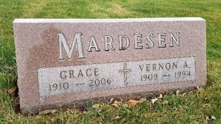 MARDESEN, VERNON A. - Shelby County, Iowa | VERNON A. MARDESEN